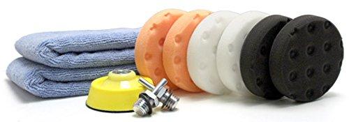 - CCS Spot Buffs 4 Inch Foam Pad Kit