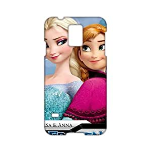 Angl 3D Case Cover Cartoon Cute Frozen Phone Case for Samsung Galaxy s 5