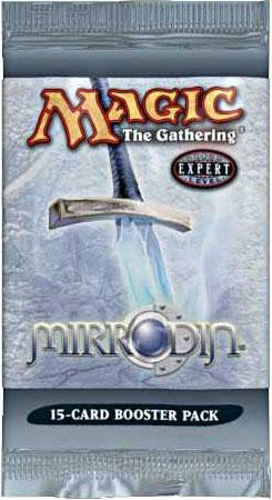 Magic the Gathering MTG Mirrodin Sealed Booster Pack (Out of Print)