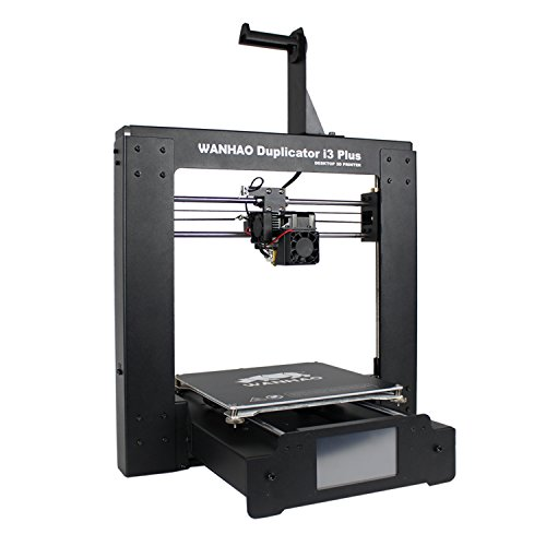 Wanhao i3 Plus 3D Printer - 200x200x180mm / 7.200cm3