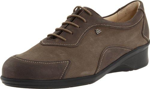 1 Cordones Finn Cuero Marrón De Zapatos Para Comfort Mujer Eu 41 Moca 3 vvnaqTgBH