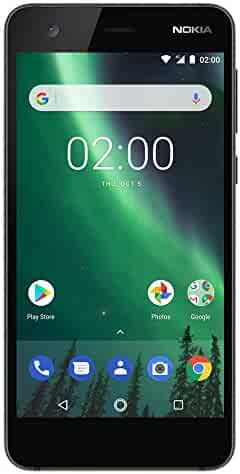Nokia 2 - 8GB - Unlocked Smartphone (AT&T/T-Mobile) - 5
