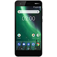 "Nokia 2-8GB - Unlocked Smartphone (AT&T/T-Mobile) - 5"" Screen - Black"
