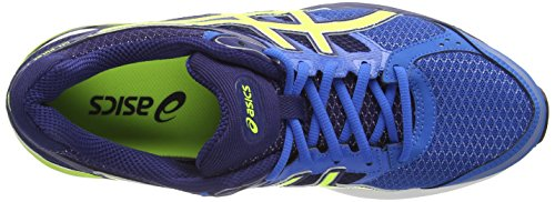 Scarpe Electric Corsa Yellow da 7 Gel Blu Da Blue uomo Asics Flash 3907 Pulse Ind qXxzRwXt