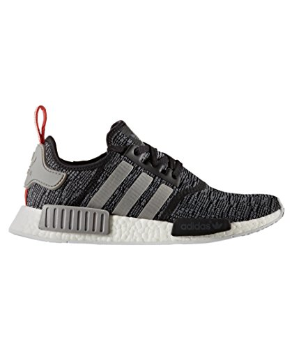 solid grey black Scarpe r1 adidas Uomo core black Fitness NMD da core PK qUcBzwp