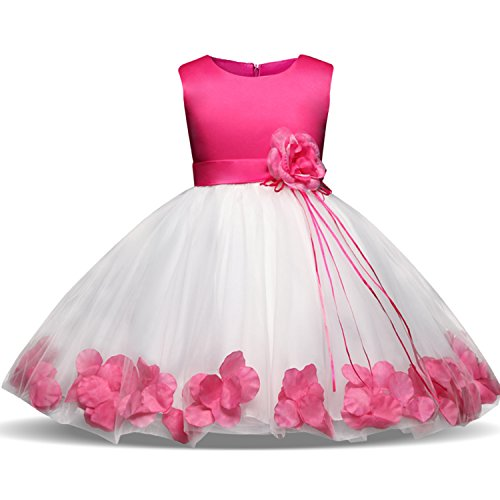 flower girl dresses age 1 - 3