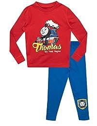 Thomas & Friends Boys Thomas The Tank Engine Pajamas