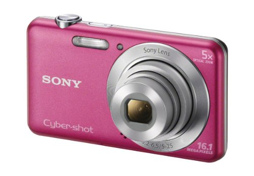Amazon Sony DSC W710 P 16 MP Digital Camera With 27 Inch LCD Pink OLD MODEL Point And Shoot Cameras Photo