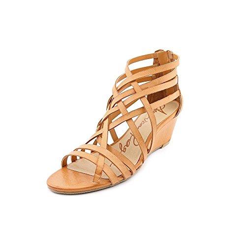 Donna Americana Di Straccio Hayley Open Toe Casual Sandali Con Cinturino Alla Moda
