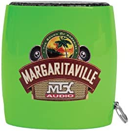 Margaritaville Bluetooth Sound Shot Mini Speaker Green
