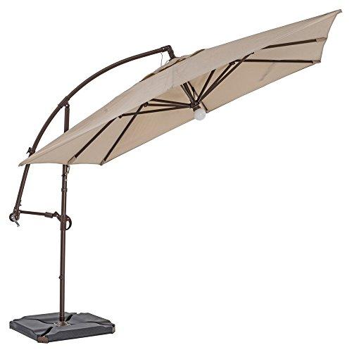 9' Square Umbrella - 7