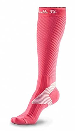 Sports Compression Socks for Men and Women, Great for: Recovery, Nursing, Running, Crossfit and Athletic: Use for Maternity, Pregnancy and Diabetic Foot Pain: Helps Shin Splints and Plantar Fasciitis