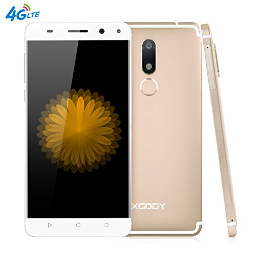 Xgody D22 Unlocked Smartphone 16GB ROM 2GB RAM Android 7.0 Nougat 5.5