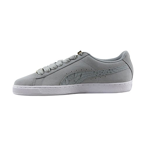 Sneakers Gray Mens Suede Fabulous Boy 5 PUMA Shoes 11 Lace Classic B up xSwqRxzX