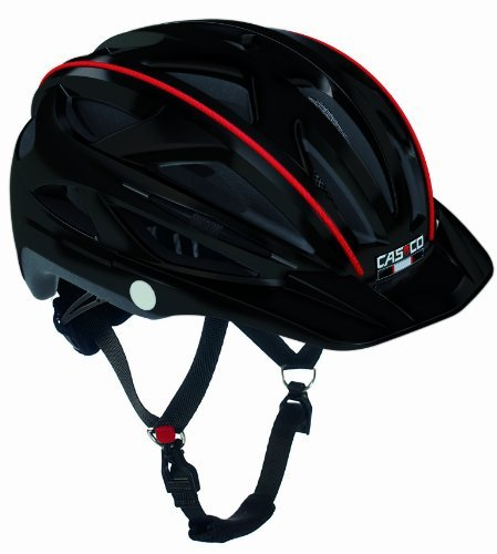 Casco Active TC Adults 'Helmet Black black Size:M (52-58 cm) by casco