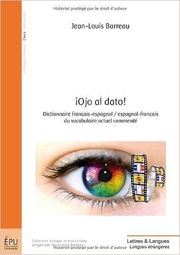 Livres audio gratuits à télécharger sur iPad ¡Ojo al dato! in French PDF ePub iBook