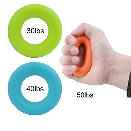Wisdompro Forearm Finger Strengthener Exercise product image