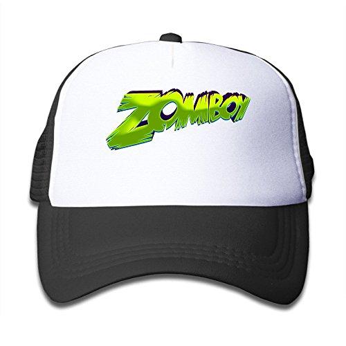 Baby Zomboy Adjustable Snapback Trucker Hats Black One Size 0d5064a24cf
