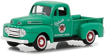 Greenlight 87010-A Running on Empty Series 1-1948 Ford F1 Pickup Texaco 1:43 Scale