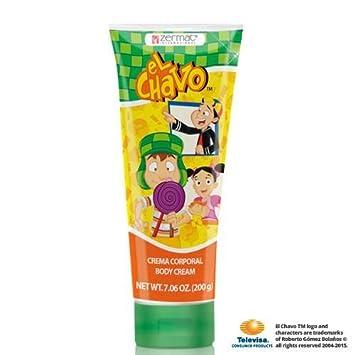 El Chavo Body Cream 7.05oz, Crema Para Cuerpo El Chavo