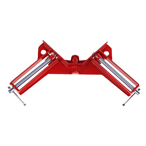 4Inch Multifunction 90 Degree Right Angle Clip Picture Frame Corner Clamp 100Mm Mitre Clamps Corner Holder Woodworking Hand Tool - Alcohol Frames Model