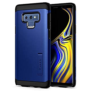 Spigen Tough Armor Designed for Galaxy Note 9 Case (2018) - Ocean Blue