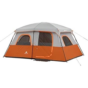 Ozark Trail 13u0027 x 9u0027 8 Person Family Cabin Tent  sc 1 st  Amazon.com & Amazon.com : Ozark Trail 13u0027 x 9u0027 8 Person Family Cabin Tent ...