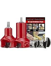 """Lumberjack Tools 1"""" & 2"""" Home Starter Kit (HSK2)"""