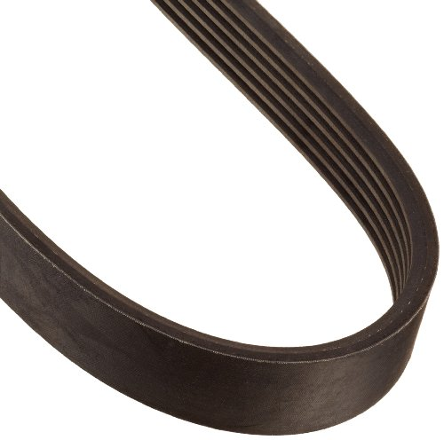 Continental ContiTech Poly-V V-Belt, 1115M6, Ribbed, 6 Ri...