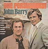 THEME FROM THE PERSUADERS LP UK CBS 0 12 TRACK FEATURING THEME FROM PERSUADERS, MIDNIGHT COWBOY, GOLDFINGER, DANNY SCIPIO THEME, 007, GIRL WITH THE SUN IN HER HAIR, ON HER MAJESTY'S SECRET SERVICES, VENDETTA, THUNDERBALL, THE CAHASE, FROM RUSSIA WITH LOVE