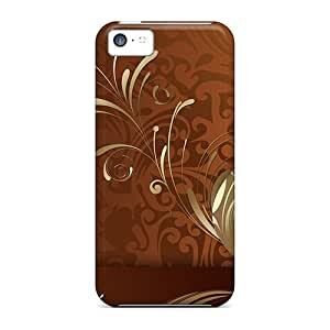 New Shockproof Protection Cases Covers For Iphone 5c/ A Golden Easter Egg Cases Covers