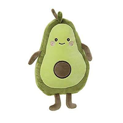 Niuniu Daddy 12 inch Avocado Food Plush Toys Shaped Fruit Series Cute Kawaii Stuffed Soft Pillow: Home & Kitchen