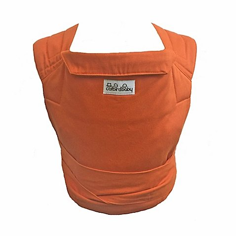 Newborn-Ready Without an infant insert Carrier in Sunset by Catbird Baby