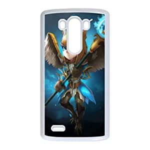 LG G3 Cell Phone Case White Defense Of The Ancients Dota 2 SKYWRATH MAGE 002 UN7233554