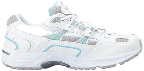 Vionic Womens Walker Classic Shoes Bianco / Blu