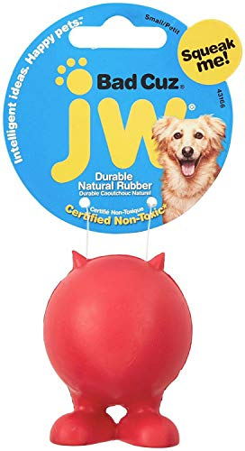 JW Bad Cuz Pet Toy, Small, 36 Pack