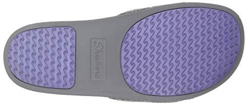 Sandale Skechers32369 Age Ups Stone Femme Pop Étain Strass qPwPWUIr