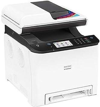 Ricoh M C250FWB Impresora láser Color multifunción (A4, 4-in-1 ...