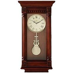 Howard Miller 625-474 Lewisburg Wall Clock by