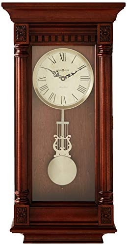 Howard Miller 625-474 Lewisburg Wall Clock by
