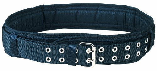 CLC Custom Leathercraft 5623 Padded Comfort Belt, 3 Inch Wide by Custom Leathercraft