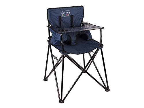 ciao! baby Portable Travel Highchair, Navy