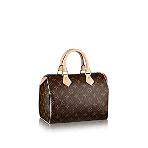 7. Louis Vuitton Monogram Canvas Speedy 25