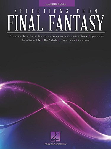 Selections from Final Fantasy - Finale Music Book