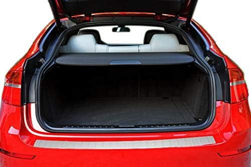 Spazzolato Sconosciuto per BMW X5 E70 SUV 2007 up Acciaio Inox Cromo Paraurti Posteriore Copertura Protettiva