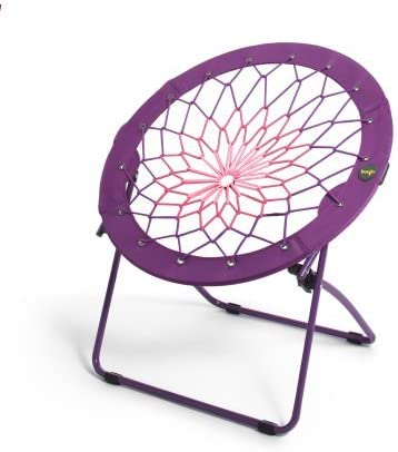 32 flexible and steel frame Gaming Camping Folding Chair in Purple