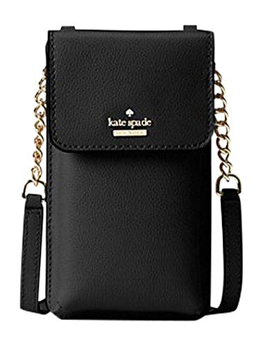 Kate Spade Patterson Drive North South Crossbody Handbag for Iphones (black), Small