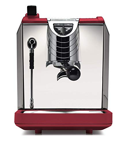 Nuova Simonelli Oscar II Pour-Over Espresso Machine  – Red