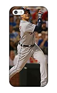 Flexible PC Back For SamSung Galaxy S6 Phone Case Cover - Miguel Cabrera Pictures (3D PC Soft Case)