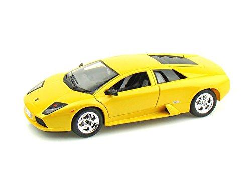 Collectable Diecast Lamborghini Murcielago 1/24 Gelb